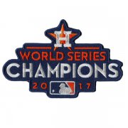 Wholesale Cheap Stitched 2017 MLB World Series Champions Houston Astros Jersey Patch