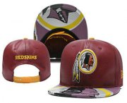 Wholesale Cheap Washington Redskins Snapback Ajustable Cap Hat