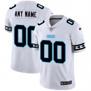 Wholesale Cheap Carolina Panthers Custom Nike White Team Logo Vapor Limited NFL Jersey
