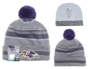 Wholesale Cheap Baltimore Ravens Beanies YD010