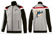 Wholesale Cheap MLB Chicago Cubs Zip Jacket White_3