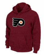 Wholesale Cheap NHL Philadelphia Flyers Big & Tall Logo Pullover Hoodie Red