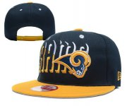 Wholesale Cheap St Louis Rams Snapbacks YD005