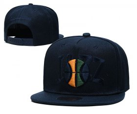 Wholesale Cheap 2021 NBA Utah Jazz Hat TX326