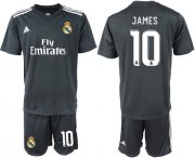 Wholesale Cheap Real Madrid #10 James Away Soccer Club Jersey