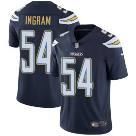 Wholesale Cheap Nike Chargers #54 Melvin Ingram Navy Blue Team Color Youth Stitched NFL Vapor Untouchable Limited Jersey