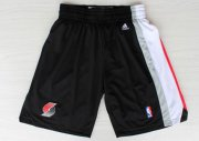 Wholesale Cheap Portland Trail Blazers Black Short