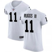 Wholesale Cheap Nike Raiders #11 Henry Ruggs III White Men's Stitched NFL New Elite Jersey