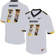 Wholesale Cheap Missouri Tigers 11 Blaine Gabbert White Nike Fashion College Football Jersey