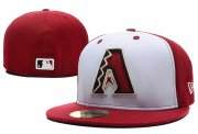 Wholesale Cheap Arizona Diamondbacks fitted hats 05