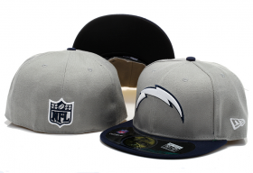 Wholesale Cheap Los Angeles Chargers fitted hats 05