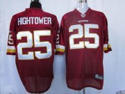 Wholesale Cheap Redskins #25 Tim Hightower Red Stitched NFL Jersey