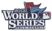 Wholesale Cheap Stitched 2013 MLB World Series Logo Fall Classic Jersey Sleeve Patch St Louis Cardinals vs Boston Red Sox