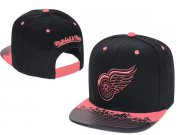 Wholesale Cheap NHL Detroit Red Wings hats