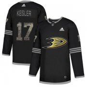 Wholesale Cheap Adidas Ducks #17 Ryan Kesler Black Authentic Classic Stitched NHL Jersey