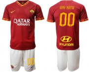 Wholesale Cheap Roma Personalized Home Soccer Club Jersey