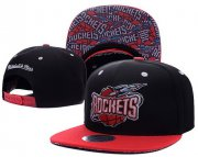 Wholesale Cheap NBA Houston Rockets Snapback Ajustable Cap Hat XDF 013