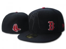 Wholesale Cheap Boston Red Sox fitted hats 04