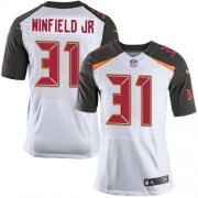 Wholesale Cheap Nike Buccaneers #31 Antoine Winfield Jr. White Men's Stitched NFL New Elite Jersey