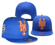 Wholesale Cheap MLB New York Mets Snapback Ajustable Cap Hat YD 2