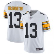 Wholesale Cheap Nike Steelers #13 James Washington White Youth Stitched NFL Vapor Untouchable Limited Jersey