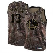 Wholesale Cheap Nike Golden State Warriors #13 Wilt Chamberlain Camo NBA Swingman Realtree Collection Jersey