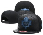 Wholesale Cheap Toronto Maple Leafs Snapback Ajustable Cap Hat GS
