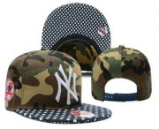 Wholesale Cheap MLB New York Yankees Snapback Ajustable Cap Hat 8