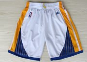 Wholesale Cheap Golden State Warriors White Short