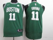 Cheap Nike Celtics #11 Kyrie Irving Green Nike Stitched Youth NBA Jersey