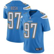 Wholesale Cheap Nike Chargers #97 Joey Bosa Electric Blue Alternate Youth Stitched NFL Vapor Untouchable Limited Jersey