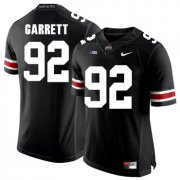 Wholesale Cheap Ohio State Buckeyes 92 Haskell Garrett Black College Football Jersey
