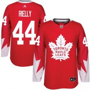 Wholesale Cheap Adidas Maple Leafs #44 Morgan Rielly Red Team Canada Authentic Stitched Youth NHL Jersey