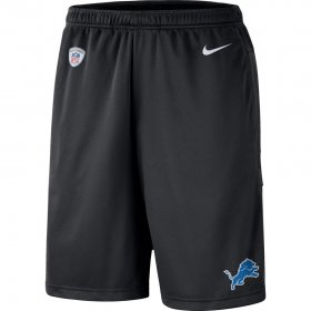 Wholesale Cheap Detroit Lions Nike Sideline Coaches Shorts Black