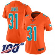 Wholesale Nike Dolphins #10 Kenny Stills Aqua Green Team Color Women's Stitched NFL Vapor Untouchable Limited Jersey