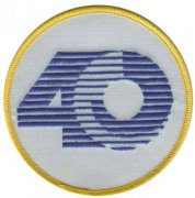 Wholesale Cheap Stitched Los Angeles Rams 40th Anniversary Jersey Patch