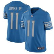 Wholesale Cheap Nike Lions #11 Marvin Jones Jr Light Blue Team Color Youth Stitched NFL Vapor Untouchable Limited Jersey