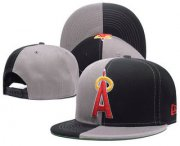 Wholesale Cheap Los Angeles Angels of Anaheim Snapback Ajustable Cap Hat