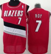 Wholesale Cheap Portland Trail Blazers #7 Brandon Roy Red Swingman Jersey