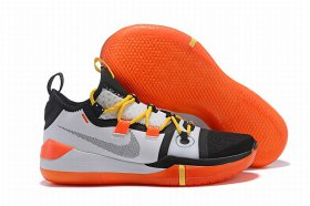 Wholesale Cheap Nike Kobe AD EP Shoes Grey Black Orange