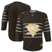 Wholesale Cheap Youth Pittsburgh Penguins Gray 2020 NHL All-Star Game Premier Jersey