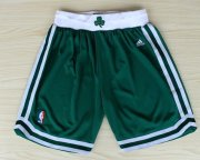 Wholesale Cheap Boston Celtics Green Short