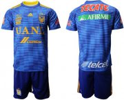 Wholesale Cheap Tigres Blank Away Soccer Club Jersey