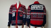 Wholesale Nike Giants Men's Ugly Sweater_2
