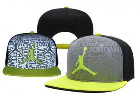 Wholesale Cheap Jordan Fashion Stitched Snapback Hats 35