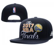Wholesale Cheap NBA Golden State Warriors Snapback Ajustable Cap 2017 NBA Finals YD 003
