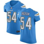 Wholesale Cheap Nike Chargers #54 Melvin Ingram Electric Blue Alternate Men's Stitched NFL Vapor Untouchable Elite Jersey
