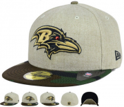 Wholesale Cheap Baltimore Ravens fitted hats 09