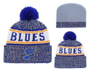Wholesale Cheap St. Louis Blues Beanies 1
