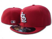 Wholesale Cheap St.Louis Cardinals fitted hats 04